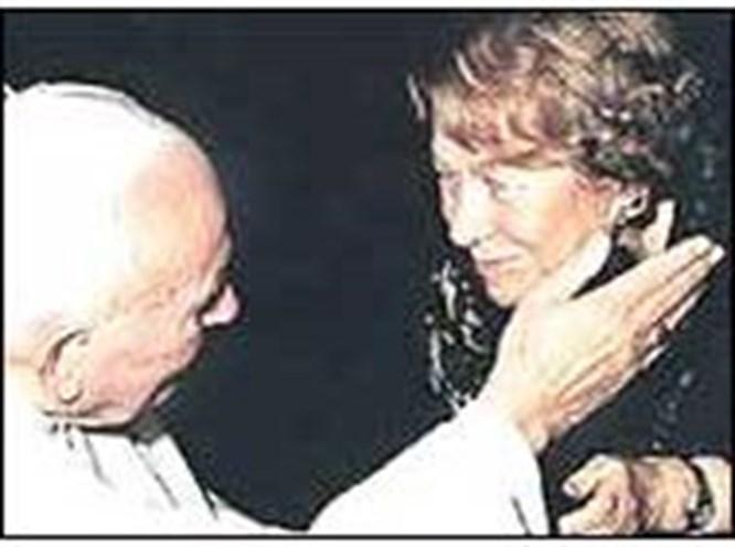 Papa'nın ilk ve son aşkı